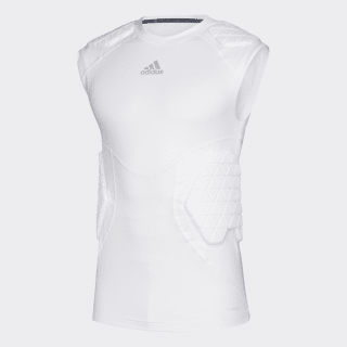 Alphaskin Force 5 Pad Tee White CE7063