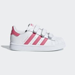 Scarpe Superstar Cloud White / Real Pink / Real Pink CG6638
