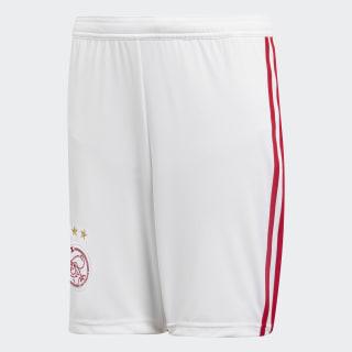 Short Home Ajax Amsterdam White / Bold Red CF5469