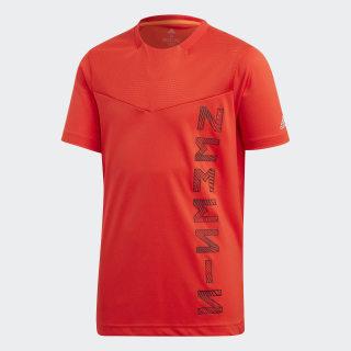 Футболка Nemeziz active red / black ED5711