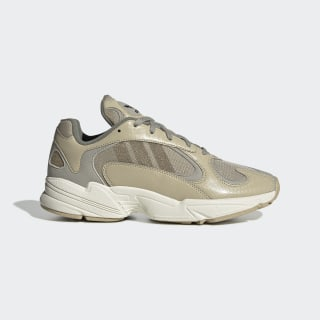 Tenis Yung-1 Savannah / Gold Metallic / Feather Grey EF5335