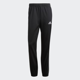 Core 18 Tracksuit Bottoms Black / White CE9050