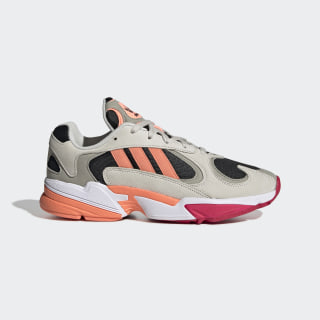Tenis Yung-1 Core Black / Semi Coral / Raw White EE5320