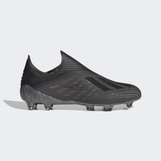 X 19+ Firm Ground Voetbalschoenen Core Black / Utility Black / Grey Four F35321