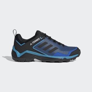Zapatilla Terrex Eastrail Hiking Glory Blue / Core Black / Shock Cyan EG6208