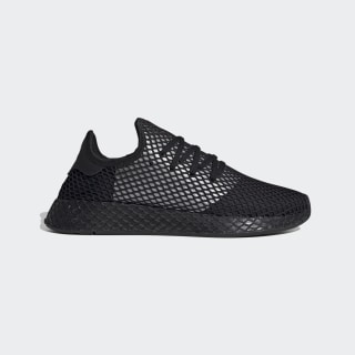 Deerupt Runner Ayakkabı Core Black / Silver Metallic / Core Black EG5355