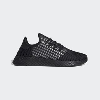 Deerupt Runner Shoes Core Black / Silver Metallic / Core Black EG5355