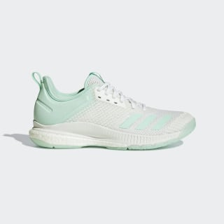 Crazyflight X 2.0 Parley Shoes Beige / Clear Mint / Clear Mint BC1019