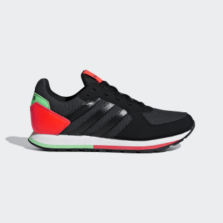 8K Shoes Carbon / Core Black / Solar Red B75731