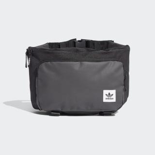 Riñonera Premium Essentials Grande Black ED8047