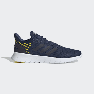 Zapatillas Asweerun Tech Indigo / Legend Ink / Shock Yellow EG3173