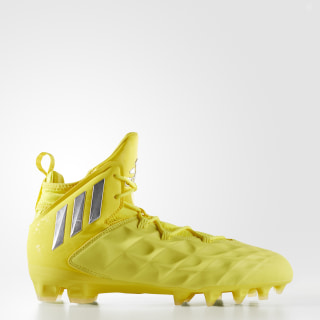 Freak LAX Mid Cleats Bright Yellow / Silver Metallic / Yellow CG4244
