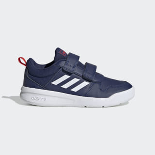 Zapatilla Tensaurus Dark Blue / Cloud White / Active Red EF1095