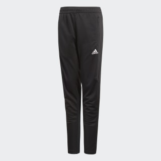 Pants de Entrenamiento Tiro17 BLACK/WHITE BK0351