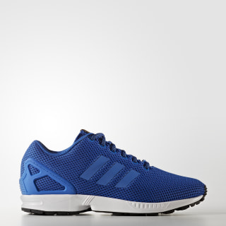 Tenis ZX Flux Tejidos Originals BLUE/BLUE/FTWR WHITE BB2178