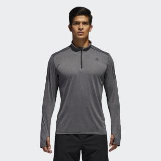 Response 1/2 Zip Long Sleeve Sweatshirt Grey B47699