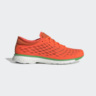 Adizero Adios Shoes Solar Red / Radiant Orange / Vivid Green CM8609