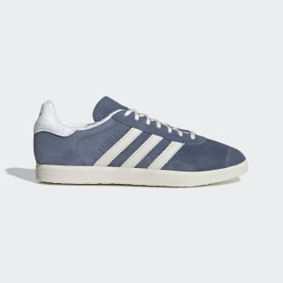 Gazelle Shoes Tech Ink / Chalk White / Cloud White EE5500