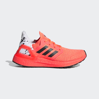 Ultraboost 20 Shoes Signal Coral / Core Black / Cloud White EG4857