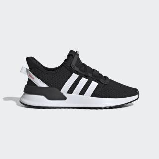U_Path Run Shoes Core Black / Cloud White / Shock Red G28108