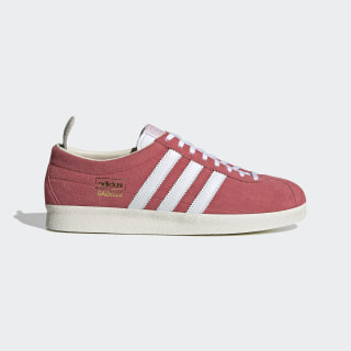 Chaussure Gazelle Vintage Real Pink / Cloud White / Off White EF5576