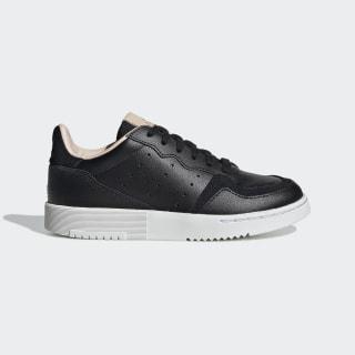 Supercourt Shoes Core Black / Core Black / Crystal White EG0404