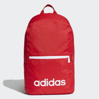 Linear Classic Daily Backpack Scarlet / Scarlet / White FP8096