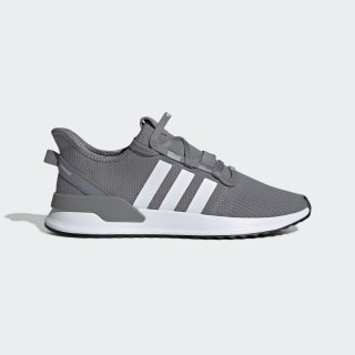 U_Path Run Schuh Grey / Ftwr White / Core Black G27995