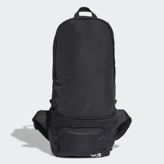 Y-3 Packable Backpack Black FQ6993