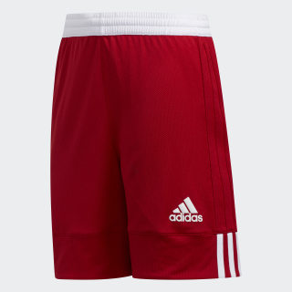 3G Speed Reversible shorts Power Red / White DY6627