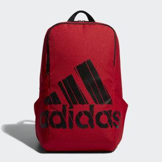 Parkhood Badge of Sport Backpack Scarlet / Black ED6891
