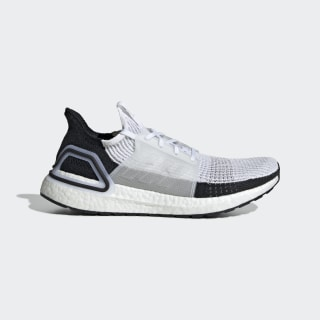 Ultraboost 19 Shoes Cloud White / Cloud White / Grey B37707
