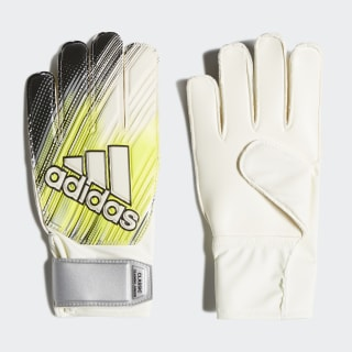 Gants Classic Training Black / Solar Yellow / White DY2622