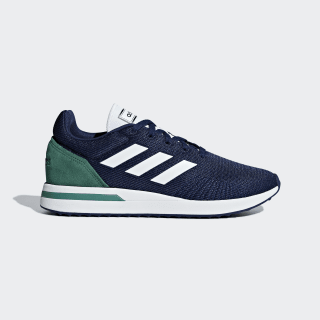 Tenis Run 70s Dark Blue / Ftwr White / Active Green CG6140