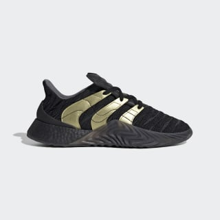 Zapatillas SOBAKOV 2.0 Core Black / Gold Met. / Carbon D98155