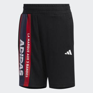 Knit shorts Black FM9802