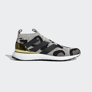 A 16+ UltraBOOST Schuh Clear Brown / Ftwr White / Tech Earth BB7418
