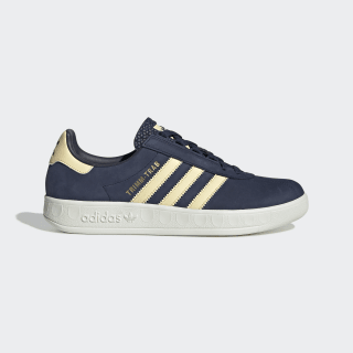 Trimm Trab Samstag Shoes Collegiate Navy / Easy Yellow / Cream White EE5628