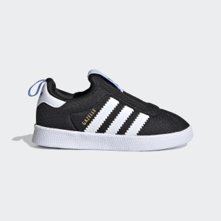 Gazelle 360 Shoes Core Black / Cloud White / Real Blue EE6294