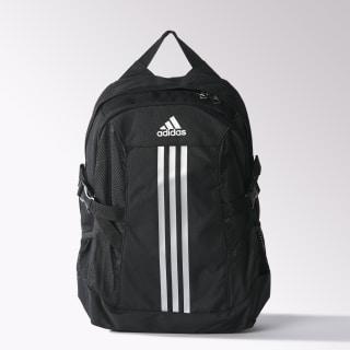 Power Backpack II Black / Black / Silver Metallic W58466