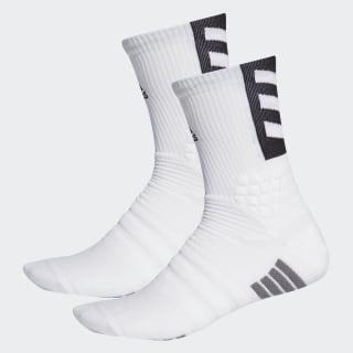 Creator 365 Crew Socks White / Black EH8741