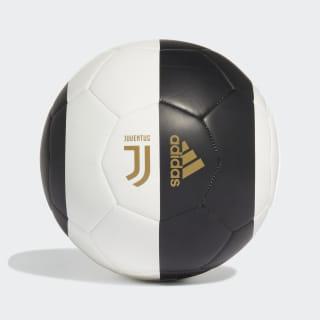 Juventus Turin Capitano Ball White / Black / Dark Football Gold DY2528