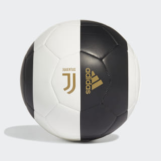 Pelota Capitano Juventus White / Black / Dark Football Gold DY2528