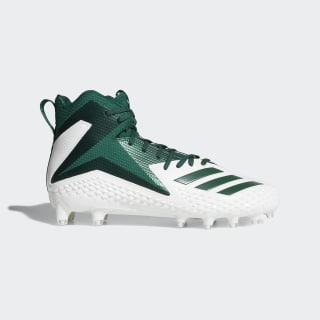 Freak X Carbon Mid Cleats Cloud White / Dark Green / Dark Green DB0568
