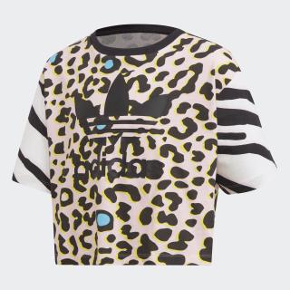 LZ T-Shirt Multicolor / Black FM9991