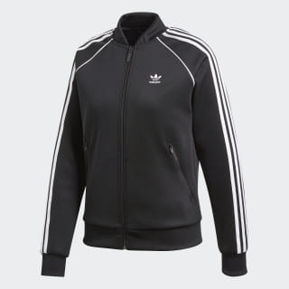 SST Track Jacket Black CE2392