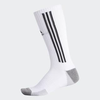 Tiro Crew Socks White CK8486
