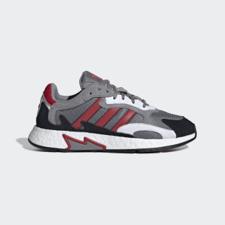 Tresc Run Shoes Grey / Scarlet / Core Black EF0765