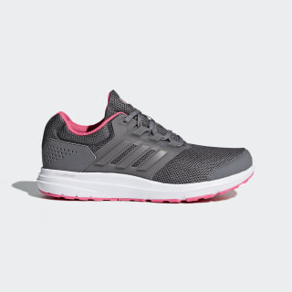 Tenis Galaxy 4 Grey Four / Grey Four / Real Pink CP8837