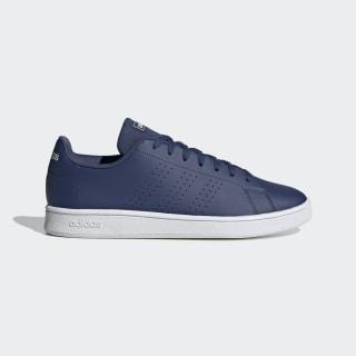 Advantage Base Shoes Tech Indigo / Tech Indigo / Orbit Grey EG3779